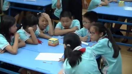 小学五年级上册综合实践《纸桥承重》福建