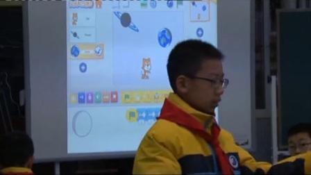 六年级信息技术初识scratch叶晋_第八届新媒体参赛获奖课例