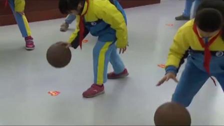 三年级体育篮球运球_孙军毅_第八届新媒体参赛获奖课例