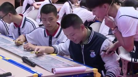 高一美术《中国古代绘画撷英---清明上河图》第八届全国中小学美术课现场观摩暨课堂教学展示
