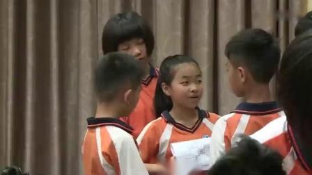 人教PEP小学英语五年级上册Recycle 1 第一课时广东省 - 佛山