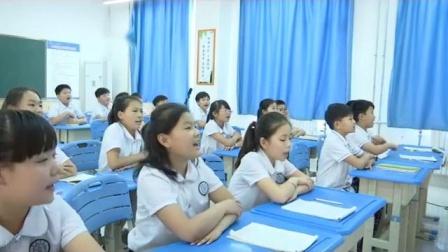 小学英语五年级上册(人教版)Let's learn Unit 1 What's he like河南