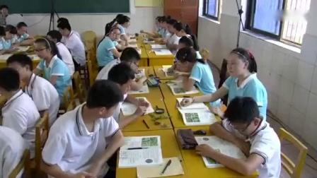 《生物学》人教版七年级上册第三单元第一章第一节《藻类、苔藓和蕨类植物》湖北省 - 荆门