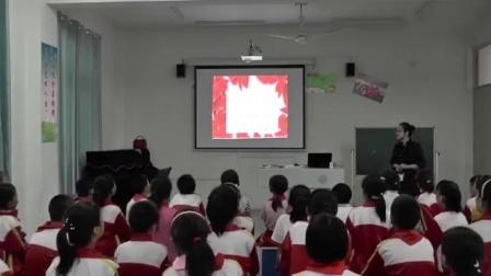 小学音乐苏少版三年级上册第八单元快乐十分钟唱快乐的孩子爱唱歌-江苏省- 泗阳