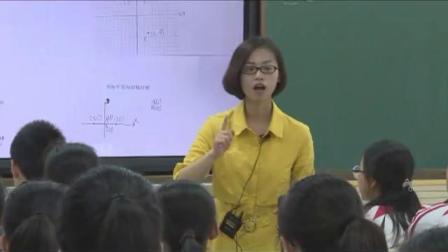 初中数学人教版八年级上册13.2坐标平面中的轴对称-湖北省 - 十堰