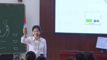 4长江、黄河的水文特征以及对社会经济发展的影响_初中地理无生模拟微课微格教学