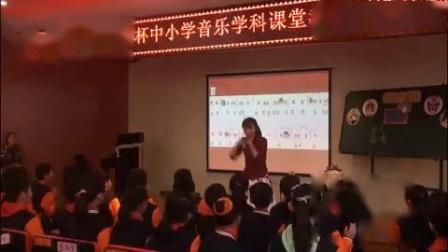 小学音乐人音版五年级下册第5课《京调》河南省 - 郑州
