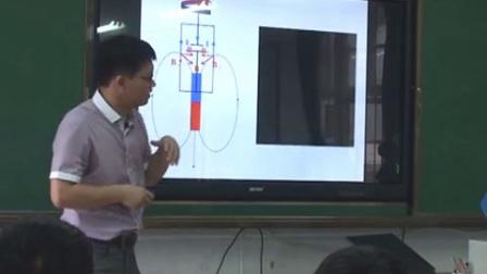 磁场对通电导线的作用力—安培力安徽省歙县中学杨鑫--2015年高中