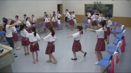 小学音乐人音课标版五年级下册《京调》湖南省优质课