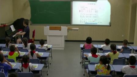 小学音乐人教版一年级下册《小动物唱歌》河北省优质课