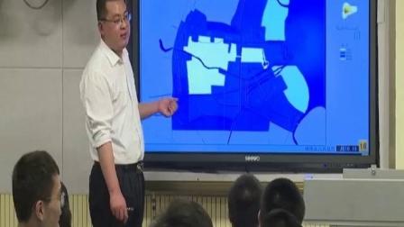 高中地理鲁教版必修二第二单元第三节城市空间结构-江苏省赣榆