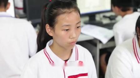 初中信息技术人教版八年级上册第一单元Flash动画初步第5课制作弹性球动画-江西省优课