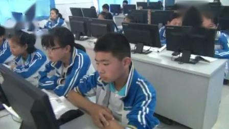 初中信息技术人教版七年级下册第一单元初识Photoshop第2课学用基本绘图工具-陕西省级优课