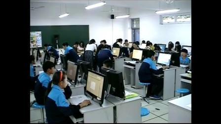 初中信息技术人教版八年级上册第二单元创建高级动画练习-北京
