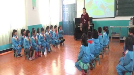人音版小学音乐一年级上册《小青蛙找家》音乐教学-江西省优课