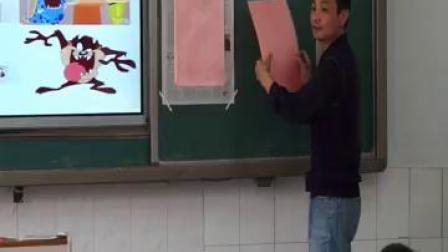 江岸区小学美术三优评比微课视频《版画》朱朝晖