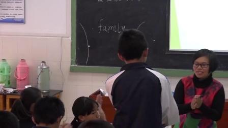红烛杯初中道德与法治教师教学技能竞赛课《亲情之家 爱在家人间》余-云南