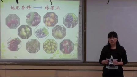 鲁教版高中地理必修二第三单元第一节《农业生产与地理环境》山东