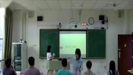 2017年广西师范生说课教学技能大赛七年级政治《男生女生》李淑华