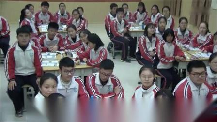 2017年郑州市初中化学教师优质课比赛《分子和原子》平静-郑州七十三中