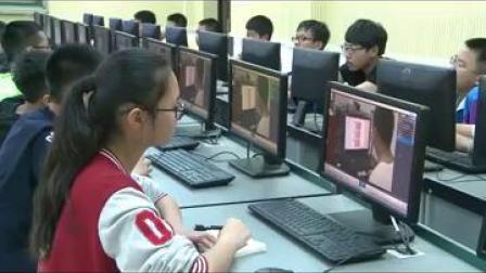 信息技术七下第四课《视频素材》陈波 (衢州市实验学校)