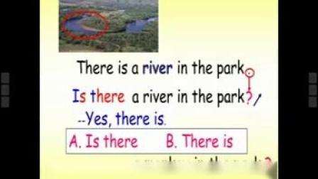 人教版五年级上册Unit 6 In a nature park Part A Let