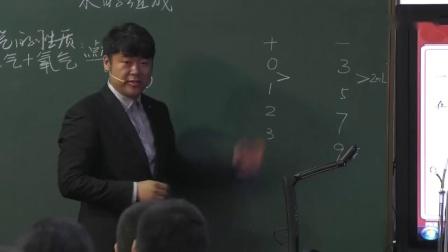 全国初中化学课堂教学展示与观摩活动视频《水的组成》_刘鉴