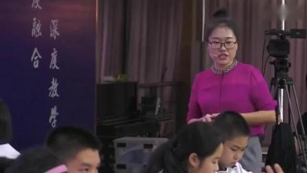 全国初中化学课堂教学展示与观摩活动视频《高低蜡烛熄灭的探究》李杨