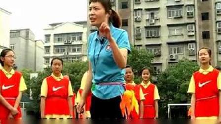 八年级体育田径弯道跑-武汉_1第五届全国中小学体育教学观摩展示