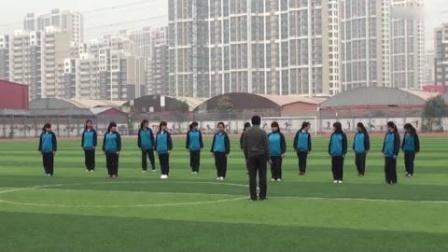 初三年级女生实心球_2016年朝阳区体育教师优秀课堂教学