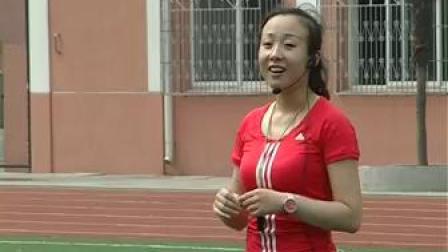 八年级体育小球操-安徽安庆市11中_2第五届全国中小学体育教学观
