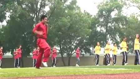 八年级体育武术少年拳_1第五届全国中小学体育教学观摩展示录像视