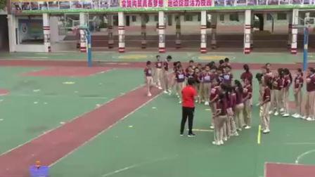小学体育与健康人教版多种形式的接力跑与游戏——障碍接力跑-广东省 - 珠海