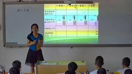 高中物理教科版选修3-2第一章第四节楞次定律-四川省优质课