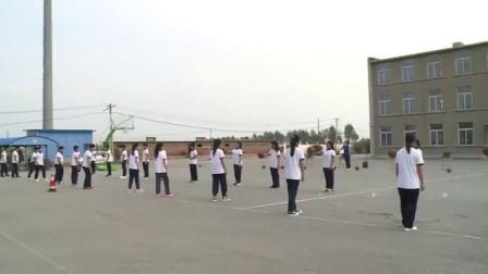 七年级6、篮球-原地、行进间单手肩上投篮-辽宁省 - 营口