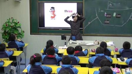 三年级上册The Code (Unit 6 Let's learn A)湖南