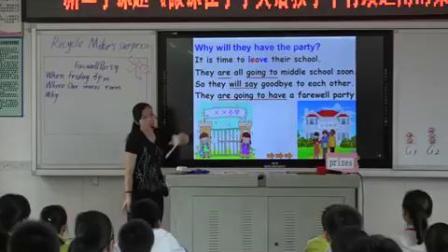 新PEP六年级下册Recycle 教学-梧州