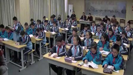 初中生物人教版七年级下册第一节《呼吸道对空气的处理》安徽省级优课