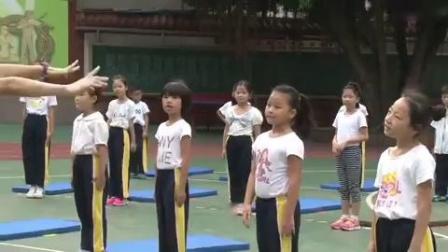 小学体育与健康人教版《前滚翻》福州