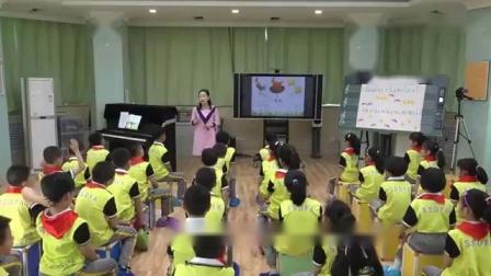 小学音乐人音版二年级上册《小鸡的一家》-陕西