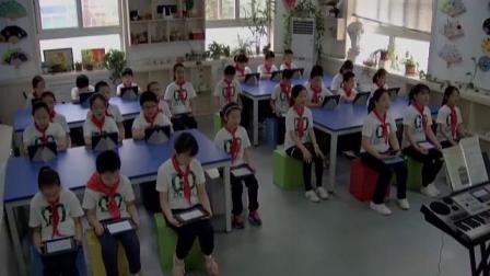 小学音乐人音课标版五年级下册《京调》-陕西省省级优课