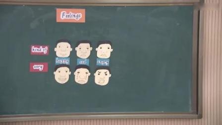 杭州西湖区小学英语微课片段教学评比视频刘含冰-六年级《Feeling