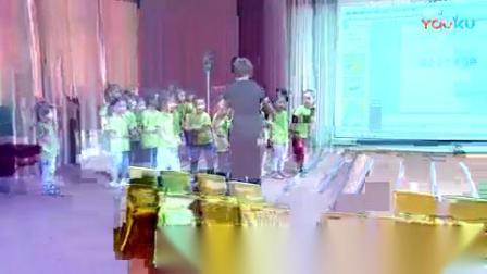 郑州市2017年幼儿园安全教育活动优质课视频小班安全《我会安全过马路》马黎