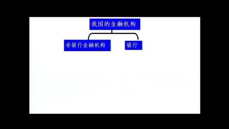 高中思想政治人教版必修1《储蓄存款和商业银行》-天津市滨海新区