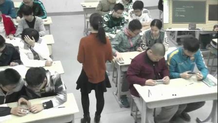 人教版物理高一上学期必修一4.5《牛顿第三定律》视频课堂实录(李晓巍)