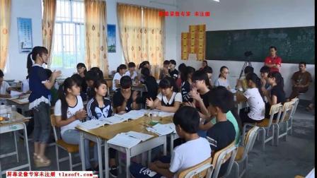 人教2011课标版物理 八下-10.1《浮力》教学视频实录-陆敏红