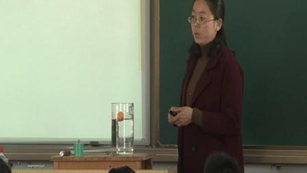 人教2011课标版物理 八下-10.1《浮力》教学视频实录-胡佳