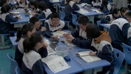 部编鲁教五四学制化学八年级全一册《化学反应中的质量守恒》优质课教学视频+PPT课件,山东省