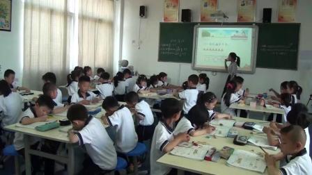 北师大版一年级数学《回收废品》优秀课堂实录-安徽吴老师