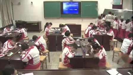 小学综合实践活动《学校和社会中遵守规则情况调查》优质课教学视频5,新疆